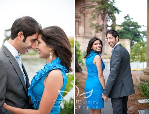 Kaysha & Anand Engagement