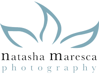 Natasha Maresca Photography – San Francisco Photographer Specializing in Engagements, Weddings, Maternity and Family & Child Portrait Photography Logo